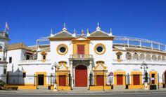 Plaza de toros de la Real Maestranza de Caballería de Sevilla (Wikipedia/Vincenzo venditti, CC BY-SA 3.0)