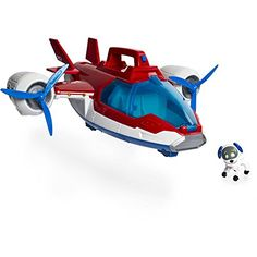 The Paw Patrol Air Patroller is perfect for all ages to take to the skies for hours of fun and adventures. Shop great Paw Patrol toys at Toys R Us today. Toys For Little Kids, Toys For Boys, Kids Toys, Paw Patrol Rescue, Paw Patrol Toys, Toys R Us, Spin, Figurine Star Wars, 4 Year Old Boy