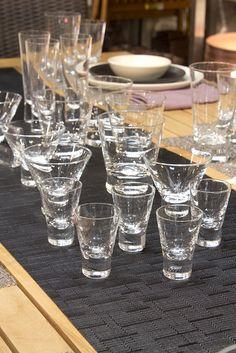 iittala Aarne Glassware Collection