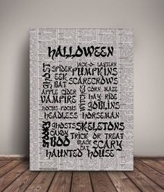 Printable Halloween witch quote black and by SweepingGirlSays