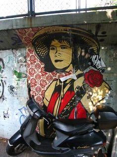 MadnessWall - Street Art: Street Art Festival, Istanbul