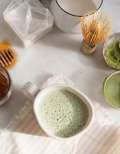 currently drinking a matcha almond milk latte, editing a million photos, listening to new and planning on watching new tonight. feeling v Best Matcha Latte Recipe, Almond Milk Latte, Matcha Drink, Davids Tea, Green Tea Latte, Matcha Green Tea Powder, Tea Recipes, Recipies, Yummy Drinks
