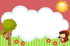 tag festa infantil chapeuzinho vermelho - Pesquisa Google