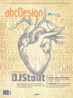 Capa da edição 31 da Revista abcDesign