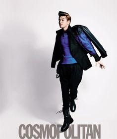 Se7en (Choi Dong Wook) for Cosmopolitan Korea