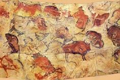 The Altamira Cave in Cantabria, Spain - photo by google, via expatica;  Its…