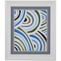 Bassett Mirror Swirly Bob I 9900-330AEC