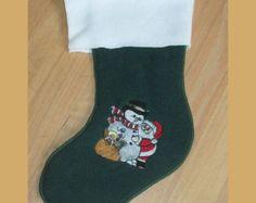 "I added ""Fleece Christmas stocking with added name  "" to an #inlinkz linkup!https://www.etsy.com/listing/32189729/fleece-christmas-stocking-with-name?"