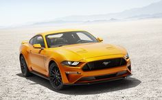 2018 Ford Mustang (image credit: Ford)