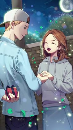 Otome game Loved by King Bs Ashton Griffin special date 1 Anime Love Story, Anime Love Couple, Manga Couple, Couple Cartoon, Anime Couples Manga, Manga Love, Cute Anime Couples, Anime Cupples, Anime Kawaii