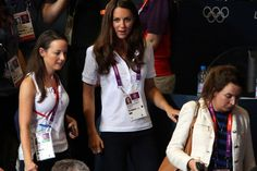 Team GB Adidas polo. Available at shop.london2012.com. Worn by Kate Middleton while cheering Team GB's Nicola Adams to historic female boxing victory on 8/9/12.
