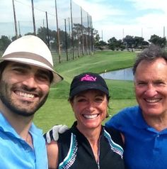 tyler hoechlin with his parents