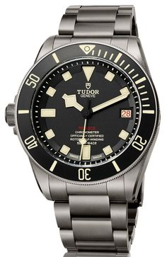 Tudor Pelagos LHD 'Left Hand Drive' Numbered Edition Watch Watch Releases