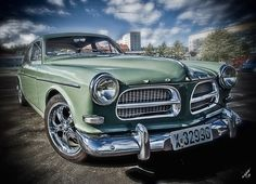 My old Volvo Volvo Amazon, Old Classic Cars, Classic Trucks, Datsun 510, Cars Uk, Volvo Cars, Alfa Romeo Cars, Classic Motors, Ford Gt