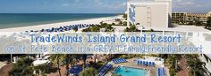 TradeWinds Island Grand Resort on St. Pete Beach is a GREAT Family-Friendly Resort