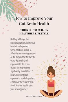 Read this article to learn more about the gut-brain connection, and discover the surprising truth about how your gut bacteria could be affecting your mood. Gut Brain, Brain Health, Gut Health, Holistic Nutrition, Health And Nutrition, Health And Wellness, Health Advice, Health Quotes, Healthy Smoothie