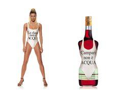 2006 | Campari Corporate, 2006 – Starring Martina Colombari by Giovanni Gastel