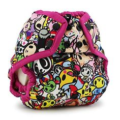 Kanga Care Rumparooz Cloth Diaper Cover Snap TokijoySherbetMulti One Size -- Learn more by visiting the image link.-It is an affiliate link to Amazon.