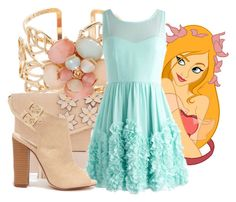 """Giselle"" by sophieandtilly ❤ liked on Polyvore"