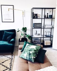 8 Easy ways to do Feng Shui tips you will love for your home - Daily Dream Decor - Home decor Home Interior, Interior Design Living Room, Living Room Decor, Bedroom Decor, Design Bedroom, Dining Room, Living Pequeños, Home And Living, Living Spaces