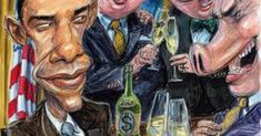 Obama's Big Sellout: The President has Packed His Economic Team with Wall Street Insiders | Common Dreams | Breaking News & Views for the Progressive Community