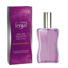 Miss Fenjal EDT - Touch of Purple 50ml #fenjal #gifts #giftideas #travel #christmas #beauty #fragrance #perfume