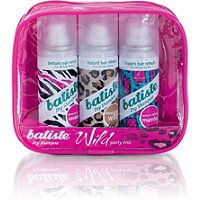 Batiste Dry Shampoo Wild Trio Pack **This is my favorite dry shampoo EVER! Bali, Batiste Dry Shampoo, Beauty Makeup, Hair Beauty, Makeup Gift Sets, Nail Jewelry, Ulta Products, Makeup Products, Hair Products
