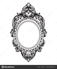 Nice Exclusivo Espejo De Pared Ovalado Antiguo Barroco Vestidor En Oro 50x76 Cm Arte Y Antigüedades Espejos