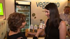 Veggemo Launches at Expo West with 3 flavors of soy-free, nut-free, creamy and delicious non-dairy beverages