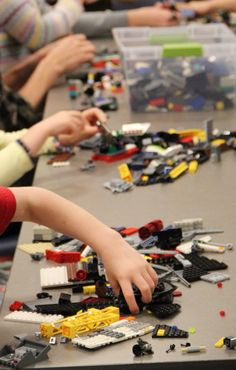 How to start a Lego Club