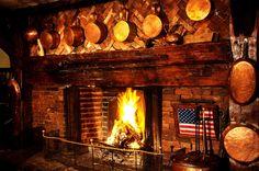 Milleridge Inn restaurant, Long Island NY.