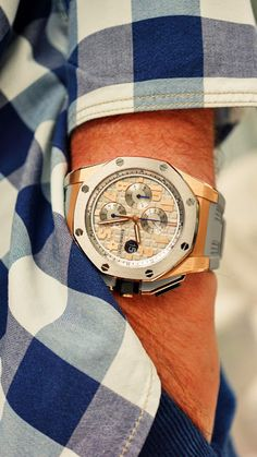 Audemars Piguet - Some bling to end the year ....