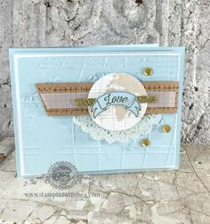 Going Global-Stampin' Up! | StampinByTheSea.com | Bloglovin'