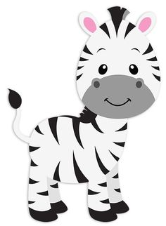 Vinilos infantiles: cebra zoe 3 para bebemiranda zebra illustration, baby z Safari Party, Jungle Party, Safari Theme, Safari Png, Zebra Illustration, Jungle Theme Birthday, Safari Animals, Cartoon Jungle Animals, Baby Quilts
