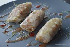 Fresh Rolls, Sushi, Food And Drink, Ethnic Recipes, Sushi Rolls