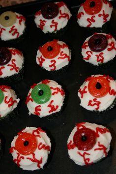 Halloween Food Decoration Ideas