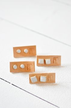 Fine Life Co | Ceramic Earrings