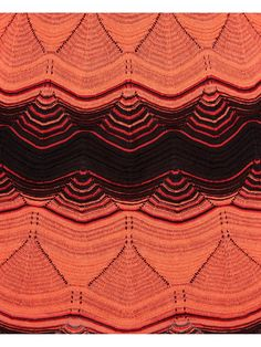 Fall 2014 close up missoni knitting stitches pinterest m missoni crochet knit zig zag dress peach veryexclusive dt1010fo
