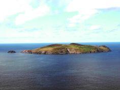 View from Great Blasket Island