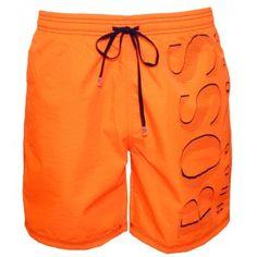 Hugo Boss - Orange Swim Shorts