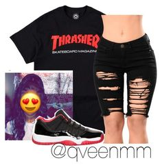 """""""Untitled #426"""" by qveenmm ❤ liked on Polyvore featuring Retrò"""