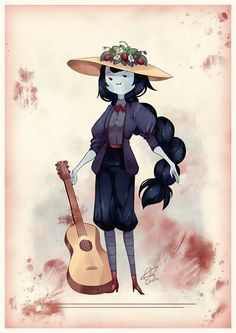 Victorian Time, Marcy by chicinlicin