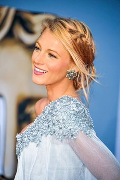 Blake Lively's hairstylist must have finger cramps--the woman keeps asking for braids. Here are 10 of her best.