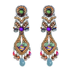 Mojave Earrings Ayala Bar  Classic Collection Fall Winter 2016-17