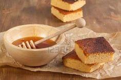 Beltane Fried Honeycakes