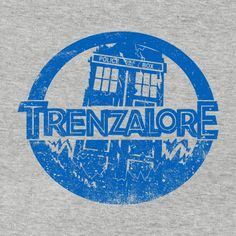 Awesome 'Trenzalore' design on TeePublic!