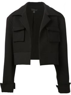 Love it ELLERY cropped jacket #jacket #ellery #covetme