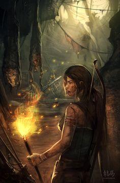 Tomb Raider: Reborn by *RyomaNinja on deviantART
