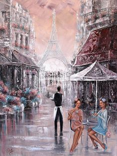 Are you looking for an Australian art for sale? Bella's Art Studio offers paintings for sale in Australia and it's all original. Check out my paintings today. Paris Painting, Love Painting, Woman Painting, Original Paintings For Sale, Original Art, Romantic Paris, T Art, Australian Art, Famous Artists