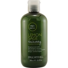 Paul Mitchell by Paul Mitchell Tea Tree Lemon Sage Thickening Conditioner 10 oz #PaulMitchell